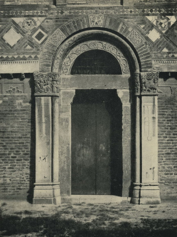 Болонья главный вход церкви сан