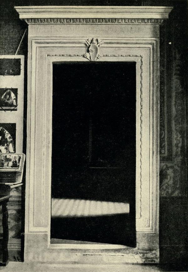 Рим дверной проем апартаменты