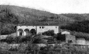 Архитектура эпохи Возрождения в Италии: Пьян ди Муньоне. Монастырский приют. Микелоццо