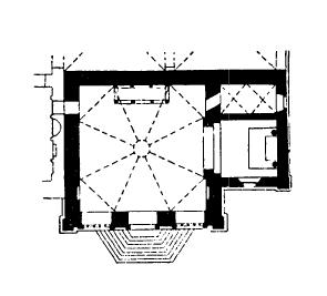 Архитектура эпохи Возрождения в Италии: Бергамо. Капелла Коллеони, 1470—1475 гг. Амадео