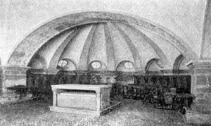 Архитектура эпохи Возрождения в Италии: Павия. Собор, с 1487 г. Браманте, Амадео и др. Крипта