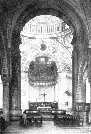 Архитектура эпохи Возрождения в Италии: Милан. Церковь Санта Мария делле Грацие.Хор. с 1492 г. Браманте