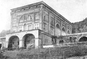 Архитектура эпохи Возрождения в Италии: Рим. Вилла Мадама