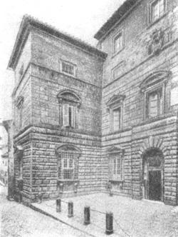 Архитектура эпохи Возрождения в Италии: Монтепульчано. Палаццо Червини