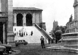 Архитектура эпохи Возрождения в Италии: Рим. Капитолий