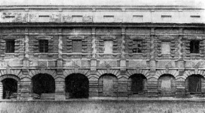 Архитектура эпохи Возрождения в Италии: Мантуя. Двор делла Кавалерицца в герцогском замке, Джулио Романо