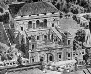 Архитектура эпохи Возрождения в Италии: Генуя. Палаццо Саули