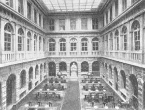 Архитектура эпохи Возрождения в Италии: Венеция. Дзекка (монетный двор), начата в 1536 г. Сансовино