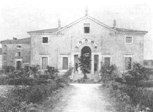 Архитектура эпохи Возрождения в Италии: Пойяна Маджоре. Вилла Пойяна