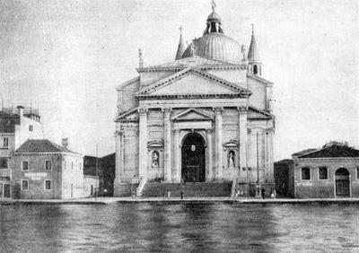 Архитектура эпохи Возрождения в Италии: Венеция. Церковь Иль Реденторе